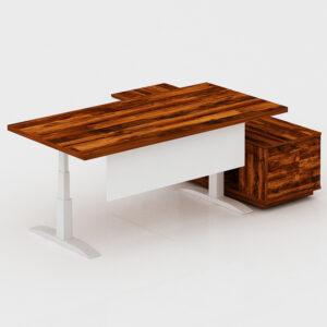 Aqua Height Adjustable Table,Custom Made Office furniture UAE, Office Furniture Manufacturer UAE