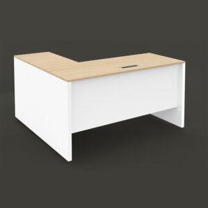 Beech Econmic Desk,Custom Made Office furniture UAE, Office Furniture Manufacturer UAE