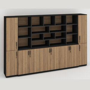 Canvas Display Cabinet