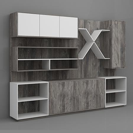 Capri Display Cabinet