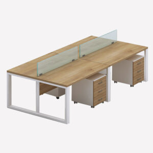 Copper Workstation Table,Custom Made Office Furniture Dubai, Office Furniture Manufacturer Dubai