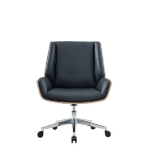 Elisa Leather Meeting Chair