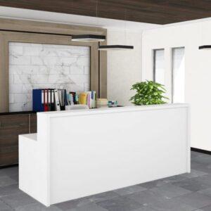 Alpha-Reception-table,Custom Made Office furniture UAE, Office Furniture Manufacturer UAE