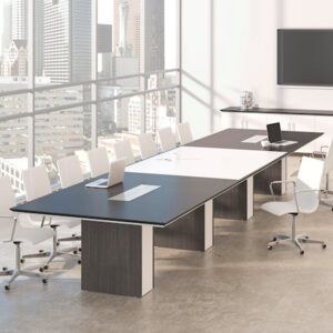 Ivory Meeting table