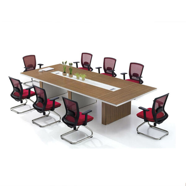 Kiwi Meeting table,Custom Made Office furniture UAE, Office Furniture Manufacturer UAE