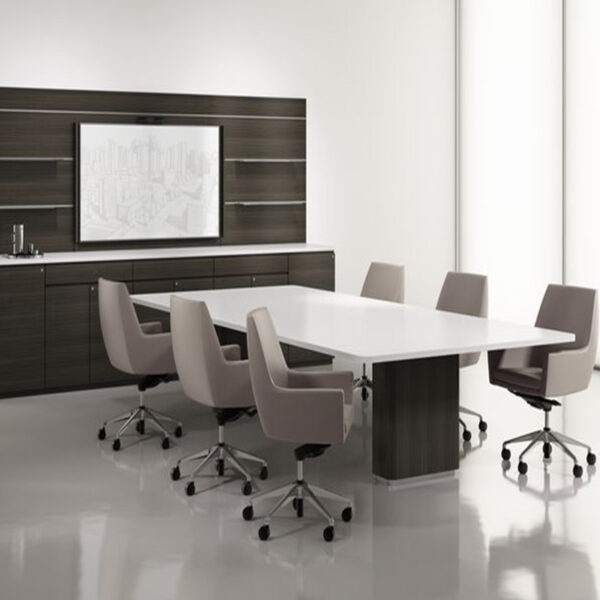 Leo Meeting Table,Custom Made Office furniture UAE, Office Furniture Manufacturer UAE