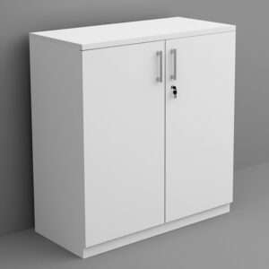 Low Height Two Door Cabinet