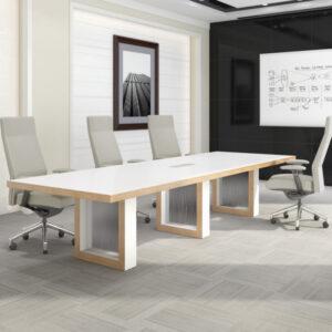 Maple Meeting table,Custom Made Office Furniture Abu Dhabi, Office Furniture Manufacturer Abu Dhabi