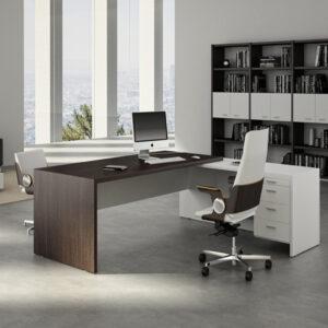 Milo Executive table,Custom Made Office Furniture Abu Dhabi, Office Furniture Manufacturer Abu Dhabi