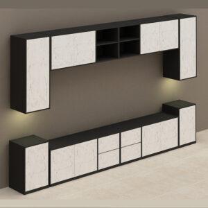 Miro Display Cabinet
