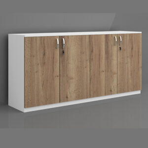 Oak Cabinet