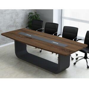 Olive Meeting Table,Custom Made Office Furniture Abu Dhabi, Office Furniture Manufacturer Abu Dhabi