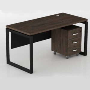 Onyx Manager Desk
