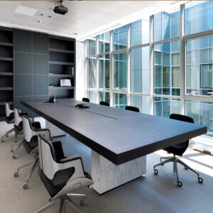 Shadow Meeting table,Custom Made Office furniture UAE, Office Furniture Manufacturer UAE