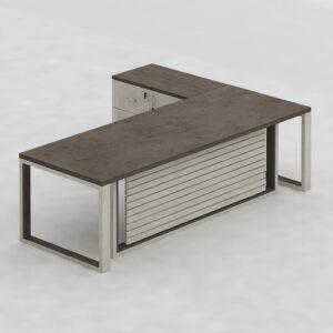 Tango Ceo Desk,Custom Made Office furniture UAE, Office Furniture Manufacturer UAE