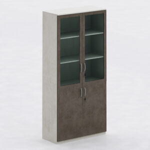 Tango Glass With Cabinet