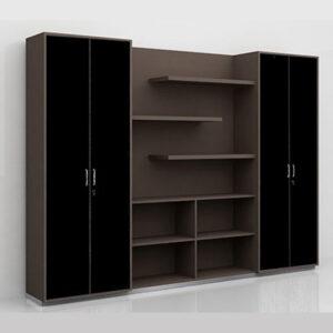 Trio Display Cabinet
