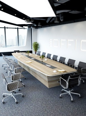 conference meeting table helps to have a great conversation