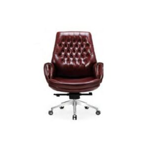 eilsa leather meeting chairs