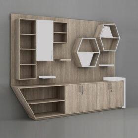 Winnie Display Cabinet,Custom Made Office Furniture Dubai, Office Furniture Manufacturer Dubai