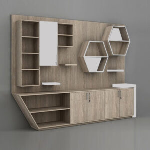 Winnie Display Cabinet