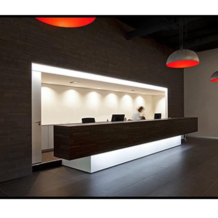 Luxury Reception Table,Custom Made Office Furniture Dubai, Office Furniture Manufacturer Dubai