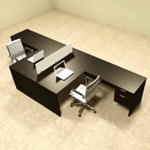 Luxury Workstation Table