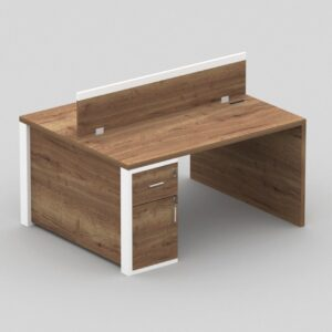 queen workstation table