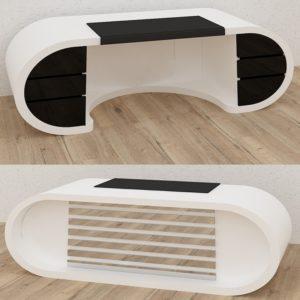 Infinity Executive Desk, Custom Made Office furniture UAE, Office Furniture Manufacturer UAE