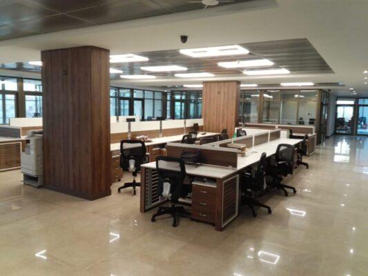 office cubicles in dubai
